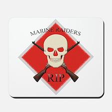 RIP Marine Raiders Mousepad