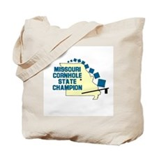 Missouri Cornhole State Champ Tote Bag