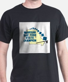 Missouri Bag Toss State Champ T-Shirt