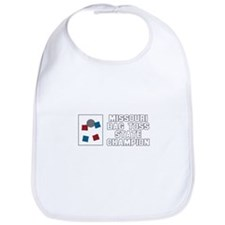 Missouri Bag Toss State Champ Bib