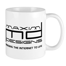 Maxim Designs Logo Small Mug