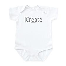 iCreate Infant Bodysuit