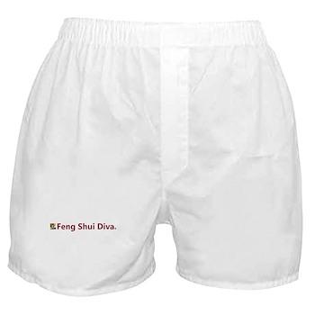 Feng Shui Diva Boxer Shorts