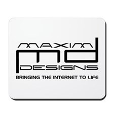 Maxim Designs Logo Mousepad