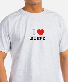 I Love BUFFY T-Shirt