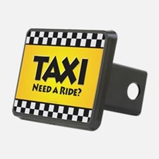 Taxi Hitch Cover