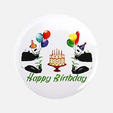 "Birthday Pandas 3.5"" Button (100 pack)"