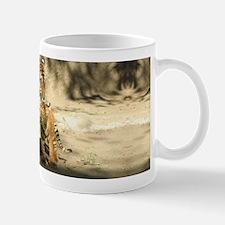 Helaine's Tigers Mug