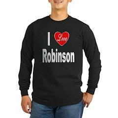 I Love Robinson (Front) T