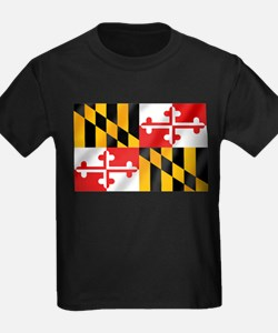 Flag of Maryland T