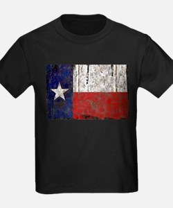 Retro Flag of Texas T