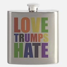 Cute Hate Flask