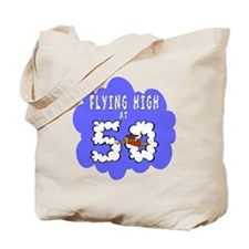 Flying High at 50 Tote Bag