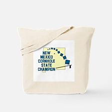 New Mexico Cornhole State Cha Tote Bag