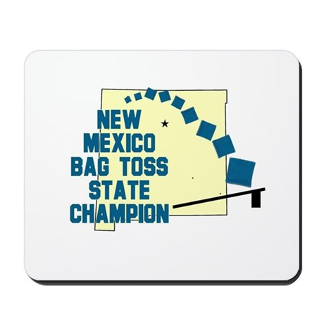 New Mexico Bag Toss Mousepad