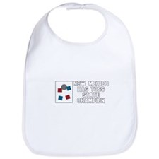 New Mexico Bag Toss State Cha Bib