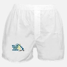 New York Cornhole State Champ Boxer Shorts