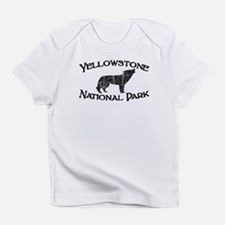 Yellowstone Wolf Infant T-Shirt