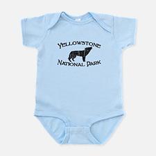 Yellowstone Wolf Body Suit