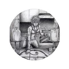 Kitchen Witch 3.5