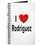 I Love Rodriguez Journal