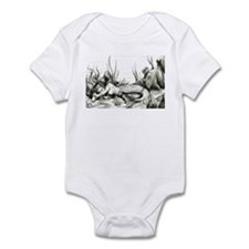 Mermaid Infant Bodysuit