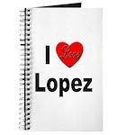 I Love Lopez Journal