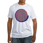 Subliminal Fall in Love With Me Fitted T-Shirt