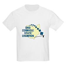Ohio Cornhole State Champion T-Shirt