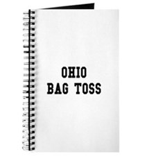 Ohio Bag Toss Journal