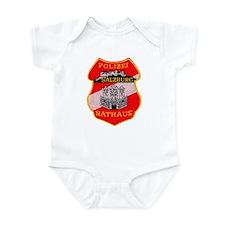 Salzburg Austria Police Infant Bodysuit
