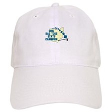 Ohio Bag Toss State Champion Baseball Cap