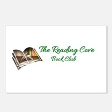Funny Book club Postcards (Package of 8)