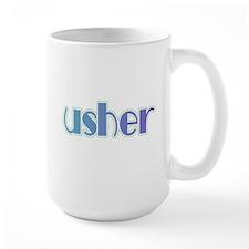 Color Shades Usher Mug