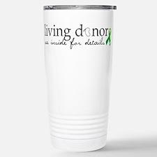 Unique Kidney donation Travel Mug