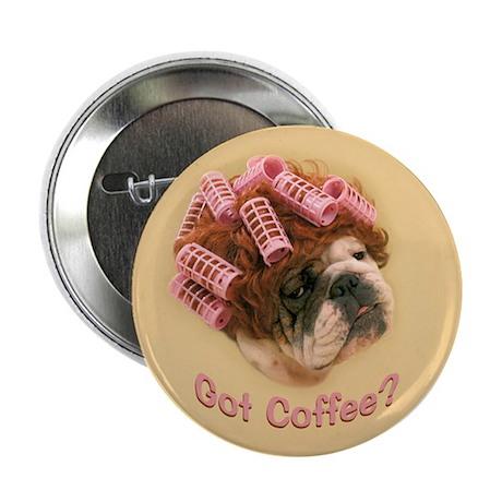 Got Coffee Button