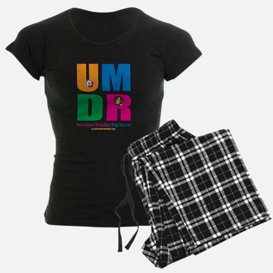UMDR Colorful Outline Pajamas