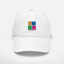 UMDR Colorful Outline Baseball Baseball Baseball Cap