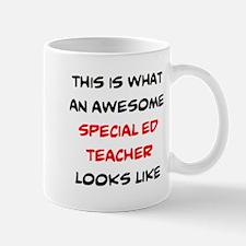 awesome special ed teacher Mug