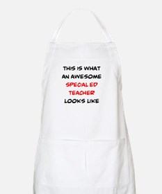 awesome special ed teacher Apron