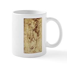 Leonardo da Vinci Horse Rider Mug