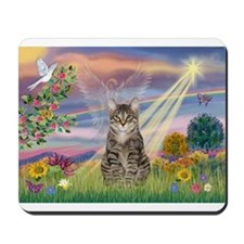 Cloud Star / Tiger Cat Mousepad