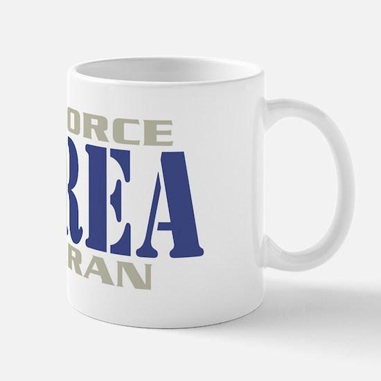AIR FORCE VETERAN KOREA Mug