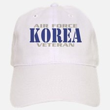 AIR FORCE VETERAN KOREA Baseball Baseball Cap