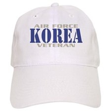 AIR FORCE VETERAN KOREA Baseball Cap