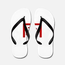 Top Shelf Design Flip Flops