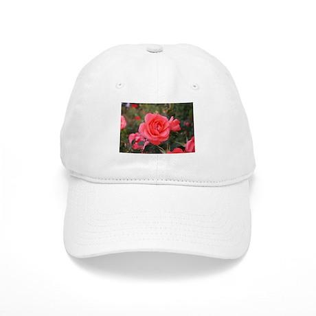 Pink Rose (A) Cap