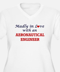 Madly in love with an Aeronautic Plus Size T-Shirt