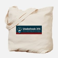 Schadenfreude 2016 Tote Bag