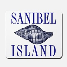 Sanibel Island Shell - Mousepad